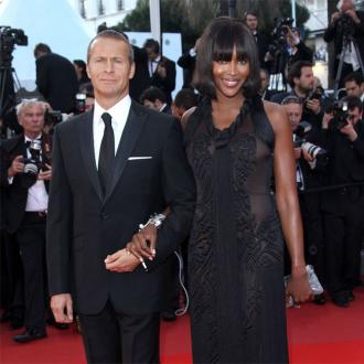 Naomi Campbell's Ex Dating Protege?
