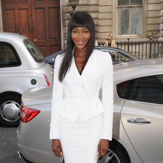 Naomi Campbell Amused She's Scarier Than Simon Cowell