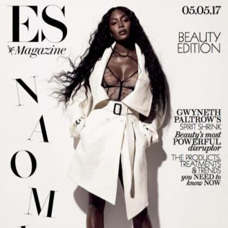Naomi Campbell opens up about her hair care secrets