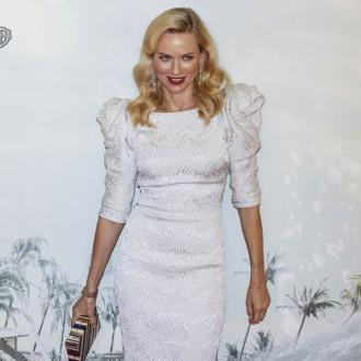 Naomi Watts Feels Pressured By Princess Diana Role