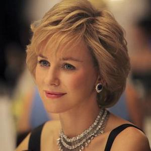 First Image Of Naomi Watts As Princess Diana Released