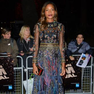 Naomie Harris enjoys a challenge