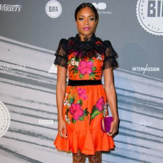 Naomie Harris reduced her director to tears