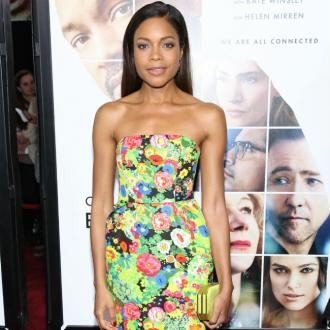Naomie Harris intimated by A-list 'Collateral Beauty' cast