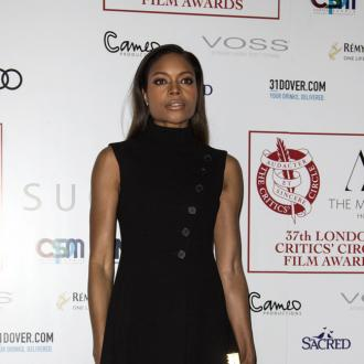 Naomie Harris is 'Miss Clean Living'