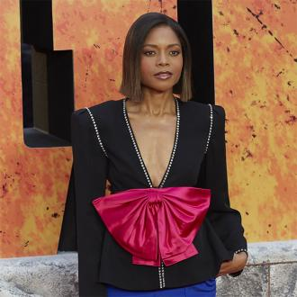 Naomie Harris had to learn to walk again
