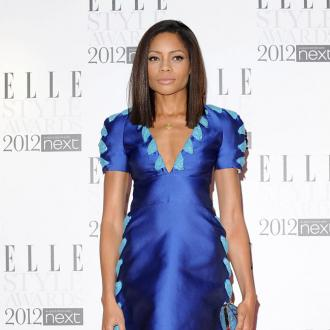 Naomie Harris Was 'Nerdy' At University