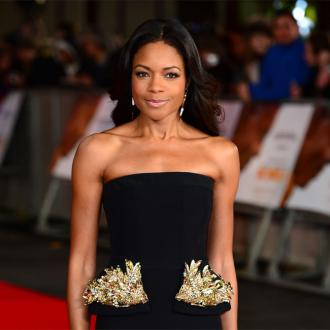 Naomie Harris Leaned On Elba For Mandela Support