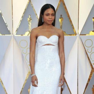 Naomie Harris was 'shaking' on Oscars stage