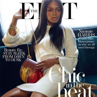 Naomie Harris' 're-parenting' therapy