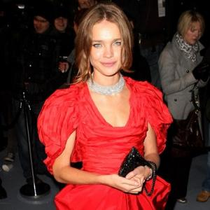 Natalia Vodianova's Charity Dress