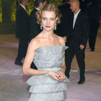 Natalia Vodianova contours her face to make her look 'older'