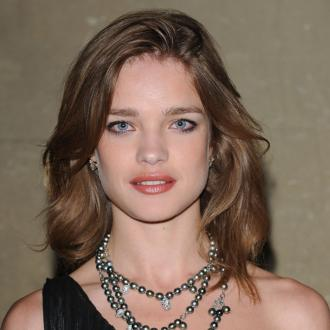The 35-year old daughter of father (?) and mother(?), 178 cm tall Natalia Vodianova in 2017 photo