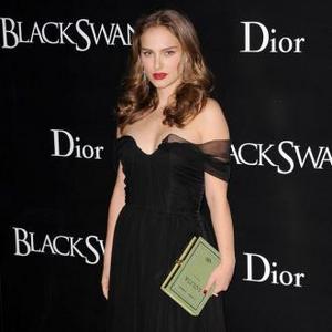 Natalie Portman Chooses Charity Dior Lipstick
