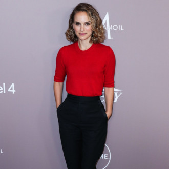 Natalie Portman rediscovered the 'joy' of beauty in lockdown