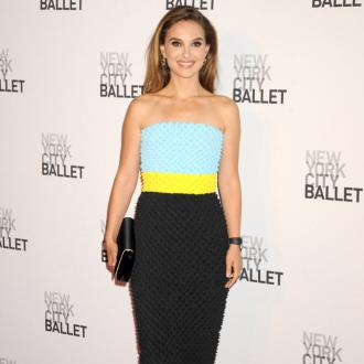 Natalie Portman starstruck by Dirty Dancing star