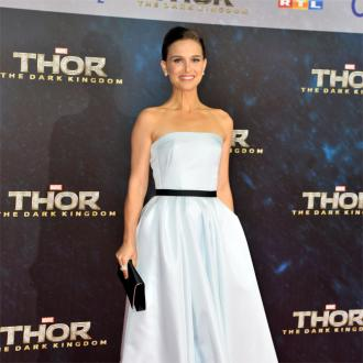 Natalie Portman scared by Thor 2 prosthetics