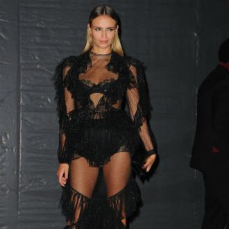 Natasha Poly New Face Of Alberta Ferretti