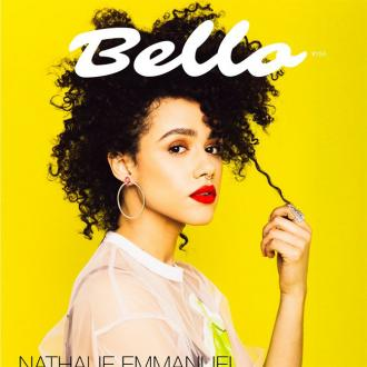 Nathalie Emmanuel wants a career like Jennifer Lawrence's