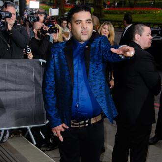 Naughty Boy chasing imprisoned singers
