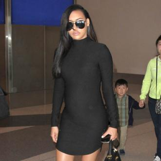 Naya Rivera receives romantic 'push present'