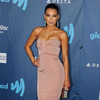 Naya Rivera Getting Over Cory Monteith's Death