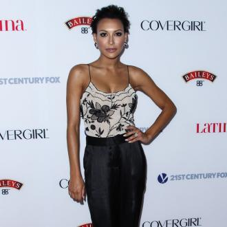 Naya Rivera Shops For Wedding Dress