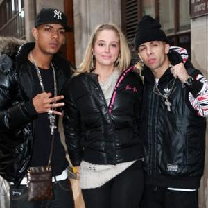 N-dubz As Good As Black Eyed Peas