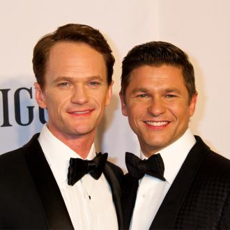 Neil Patrick Harris praises husband