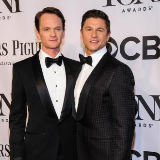 Neil Patrick Harris is a 'bad cop' dad