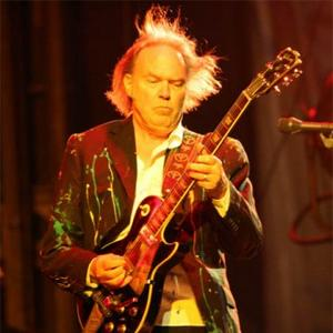 Neil Young Blasts The Sound Of Today's Music