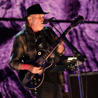 Neil Young Marries Daryl Hannah?