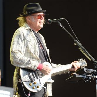 Neil Young is a 'control freak'