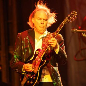 Neil Young Cancels European Tour