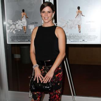 Neve Campbell is shocked by her success