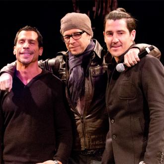 NKOTB's Danny Wood wants Vegas residency