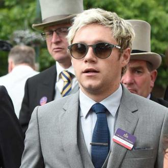 Niall Horan driven home by police in Ireland
