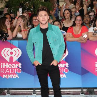 Niall Horan signs modelling contract