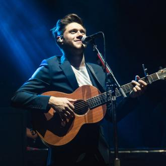 Niall Horan Recording Flicker Songs With Irish Orchestra