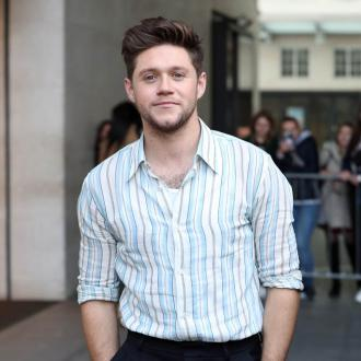 Niall Horan loved recording his new album
