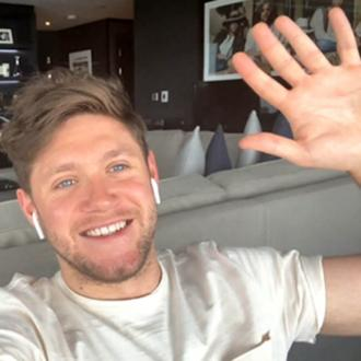 Niall Horan is penning new tunes whilst in self-isolation
