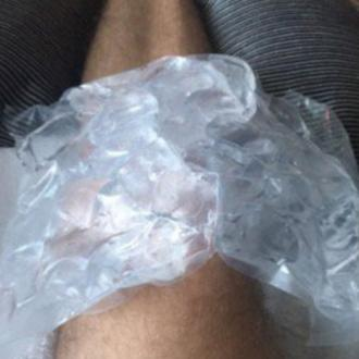 Niall Horan suffers knee injury playing soccer