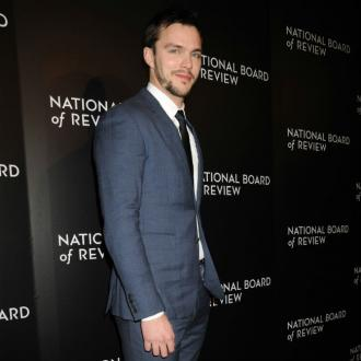 Nicholas Hoult is a playful dad