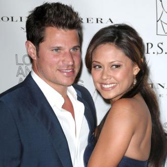 Vanessa Lachey: Changing Diapers Is 'Challenging'
