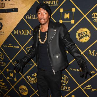 Nick Cannon to auction diamond Tom Ford shoes for charity