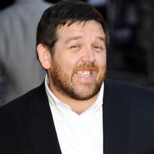 Nick Frost Cast As A Dwarf In Snow White And The Huntsman