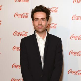 Nick Grimshaw loves to borrow friends' clothes