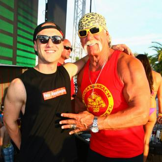 Hulk Hogan's son hospitalised