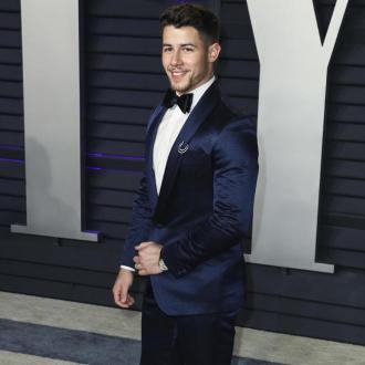 Nick Jonas gets groped by fan