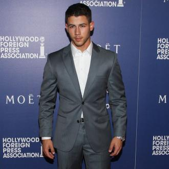Nick Jonas Likes Walking Around Naked